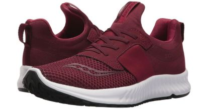 saucony-Burgundy-Stretch-Go-Breeze-burgundy-Womens-Running-Shoes