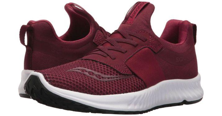 saucony-Burgundy-Stretch-Go-Breeze-burgundy-Womens-Running-Shoes