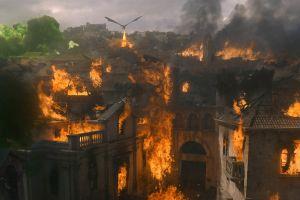 Burning of Kings Landing