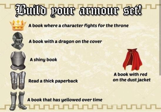 medievalathon armor