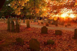 Salem Massachusetts Cemetary