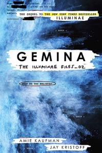 Gemina by Jay Kristoff and Amie Kaufman