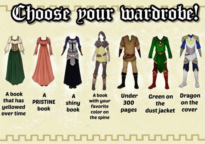medievalathon wardrome